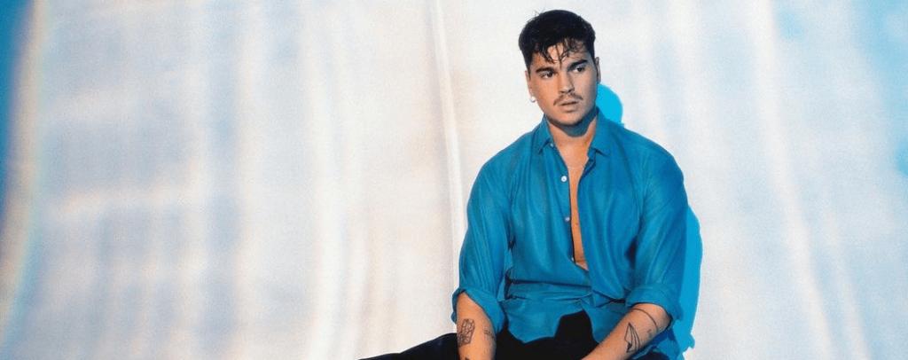 Oscar Zia Releases Euphoric Electronic Pop  Anthem 'Då tror du fel'