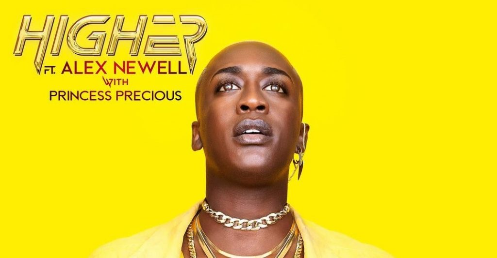 Pop Heavyweights VINCINT and Alex Newell Join Forces on 'Higher'
