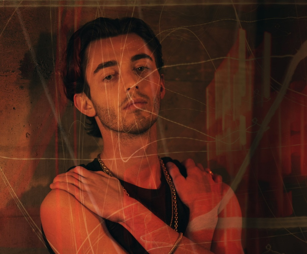 Greyson Chance Unveils 'Trophies' Record Details, Official 'Hellboy' Video