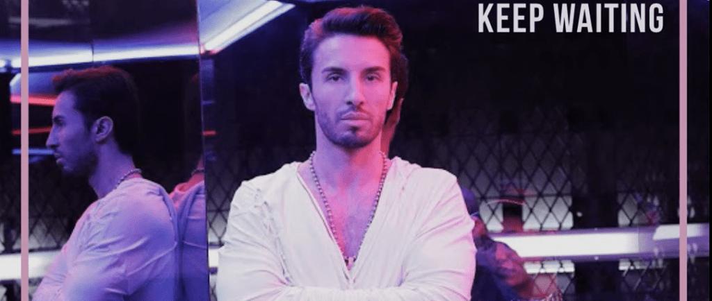 Alek Sandar Releases Scintillating New Single 'Keep Waiting'