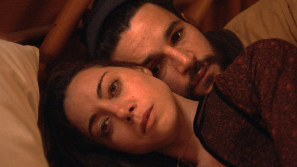 Film Review: Aubrey Plaza and Christopher Abbott in 'Black Bear'