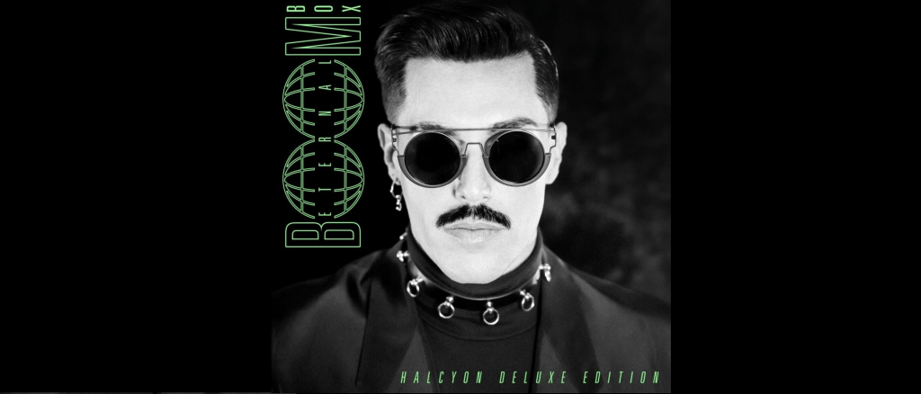 Sam Sparro Drops 'Boombox Eternal: Halcyon Deluxe Edition' With Four New Tracks