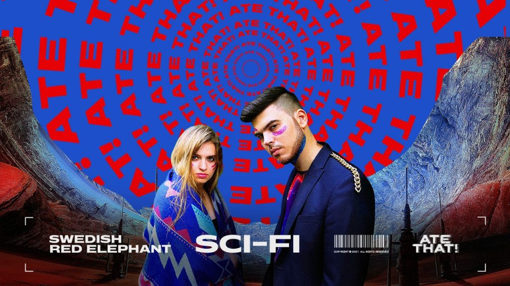 Scandinavian Electronic Pop Duo Swedish Red Elephant Present Solo Debut 'Sci-Fi'