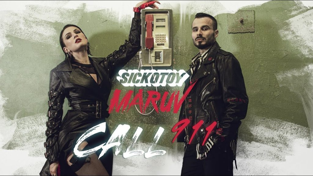 MARUV and Sickotoy Join Forces On Slinky Pop Banger 'Call 911'