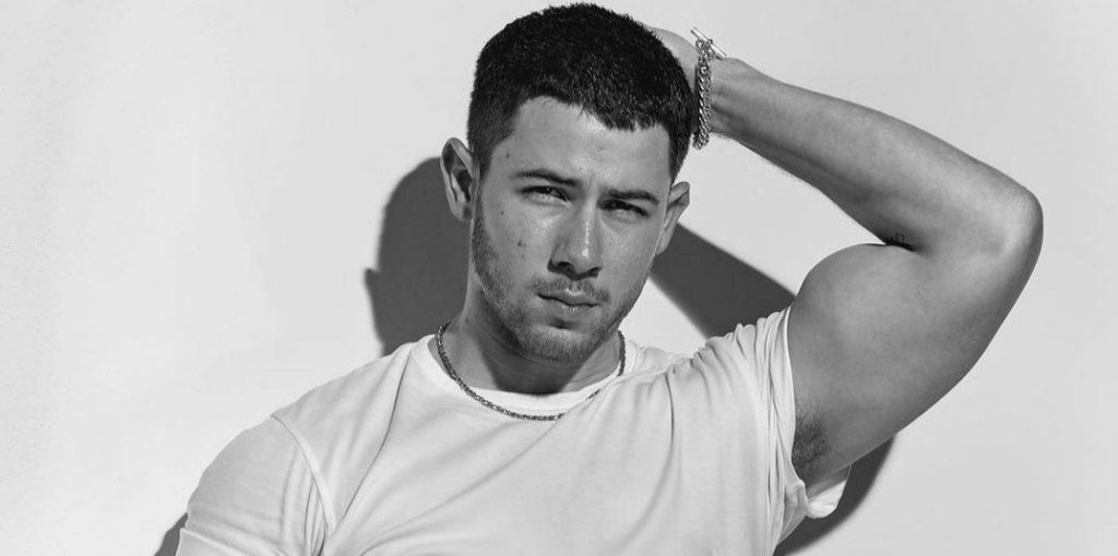 Nick Jonas Smoulders On The Cover of British GQ