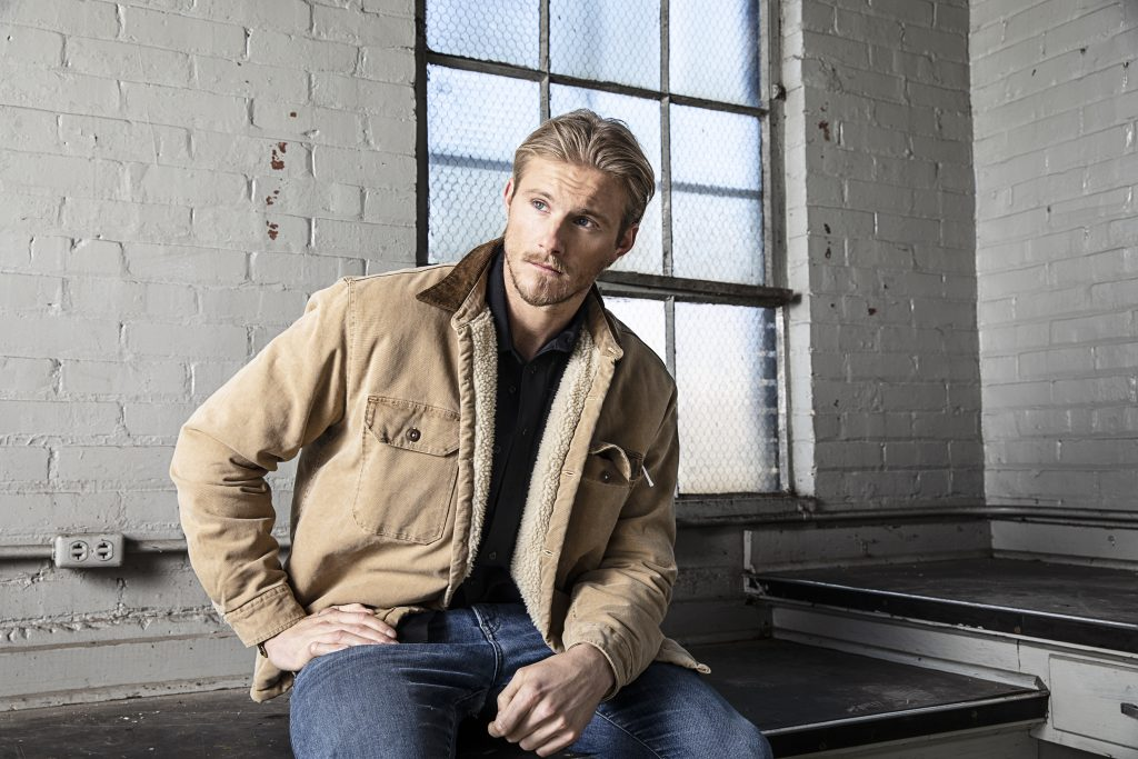 Alexander Ludwig Announces Self-Titled Country Music EP for May 21st, New Record Deal