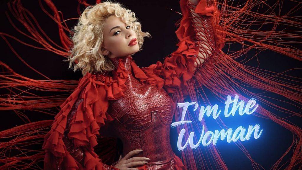 Latvia's Eurovision 2021 Talent Samanta Tina Releases New Song 'I'm the Woman'