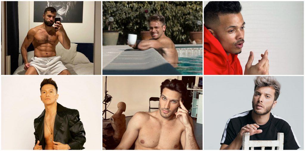 Shameless Idol Worship: The Men of Eurovision 2021's Sexiest Moments