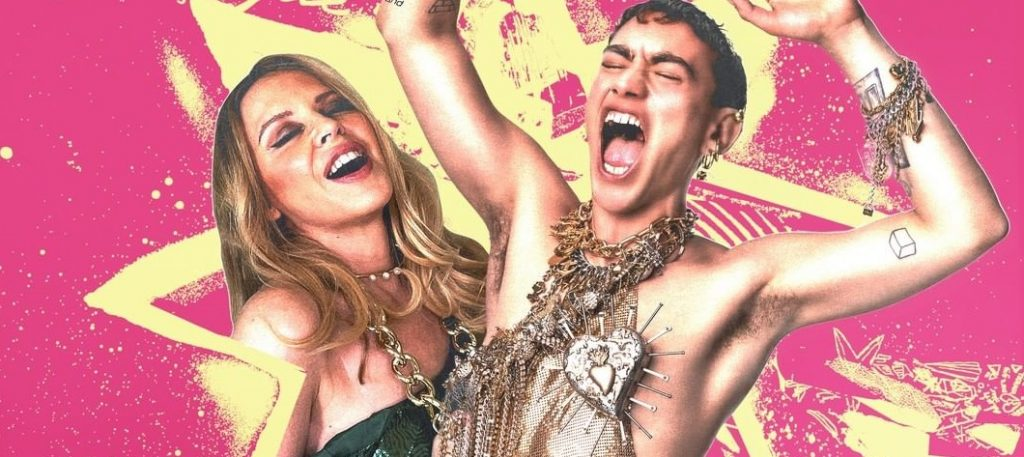 Icons Unite as Kylie Minogue Jumps Aboard Years & Years' 'Starstruck' Remix