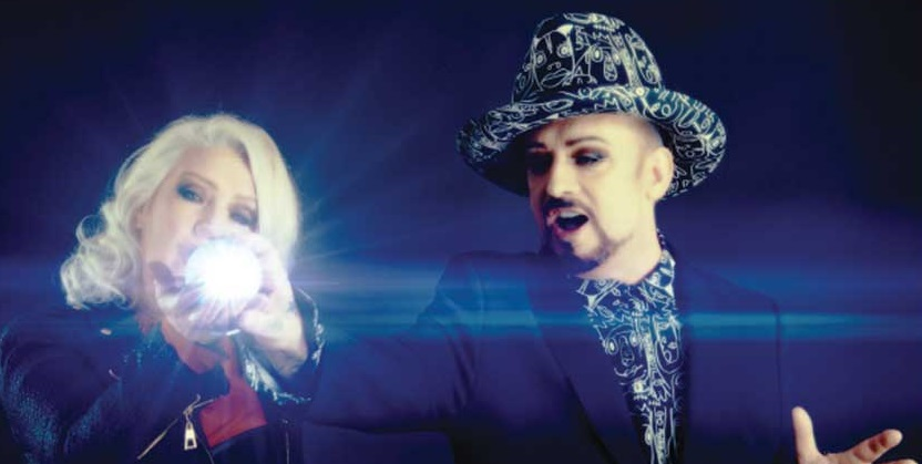 Kim Wilde Releases Boy George Duet 'Shine On' Ahead of 'Pop Don't Stop – Greatest Hits' Collection