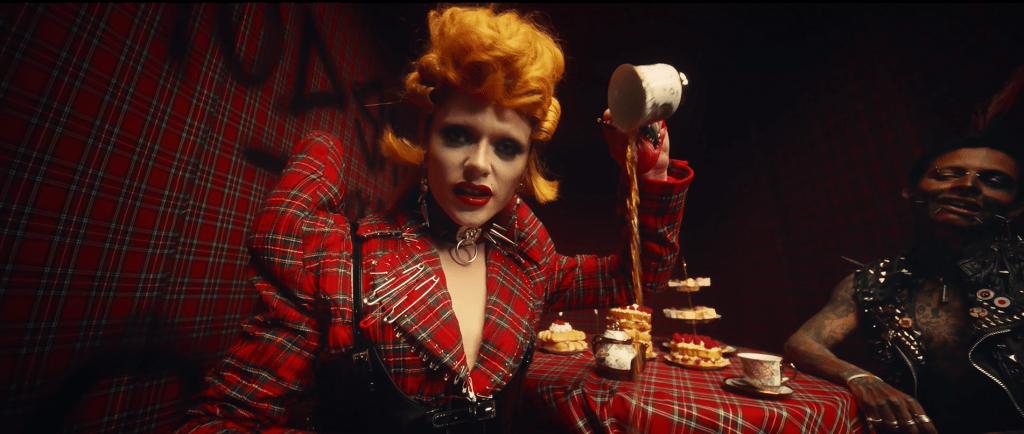 Bimini Bon-Boulash Drops Contemporary Pop-Punk Anthem 'God Save This Queen'