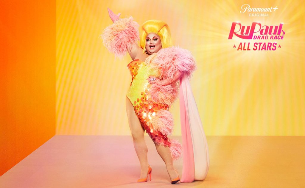 'RuPaul's Drag Race All Stars' Favourite Ginger Minj Unveils New Album 'Gummy Bear'