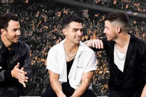 The Jonas Brothers Release Stadium Ready Anthem 'Remember This'