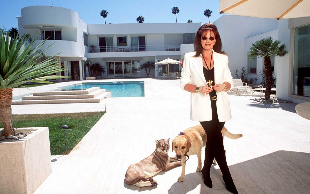 Film Review: Lady Boss – The Jackie Collins Story ★★★★