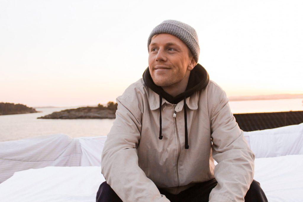 Norwegian Emerging Pop Talent Eric Tryland Debuts New Single 'Alright'