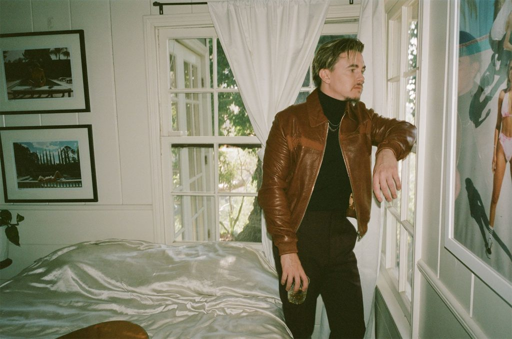 Jesse McCartney Reveals New Song 'Kiss The World Goodbye' Ahead of Upcoming 'New Stage' Album