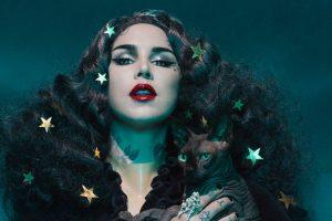Kat Von D Releases Lavish Gothic Video For New Single 'Enough'