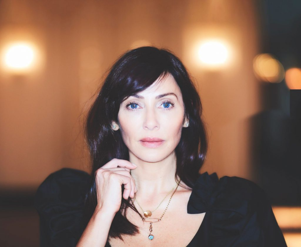 Natalie Imbruglia Delivers Some Electronic Pop Swagger On 'Maybe It's Great' Ahead of 'Firebird' Album