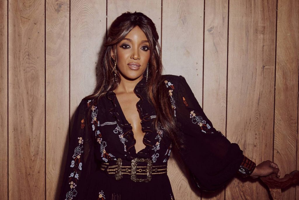 Country Queen Mickey Guyton Announces Her Debut Album 'Remember Her Name' for September