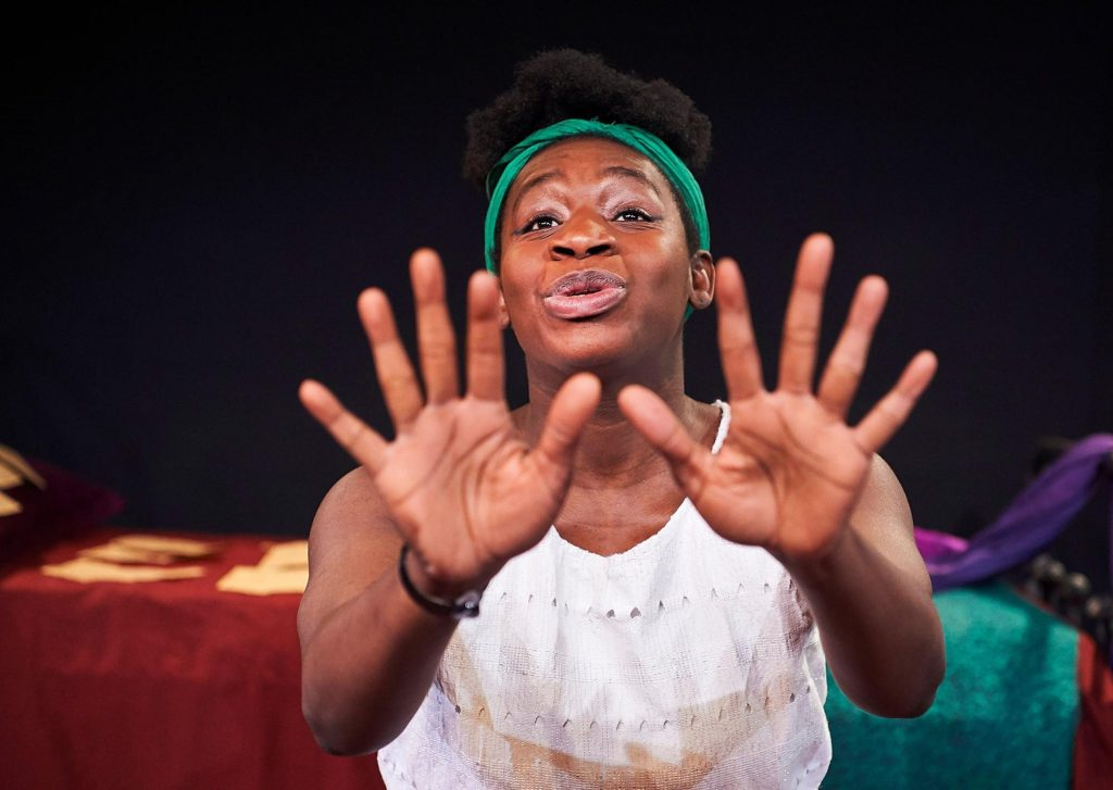 EdFringe 2021 Review: Black is the Color of My Voice ★★★★
