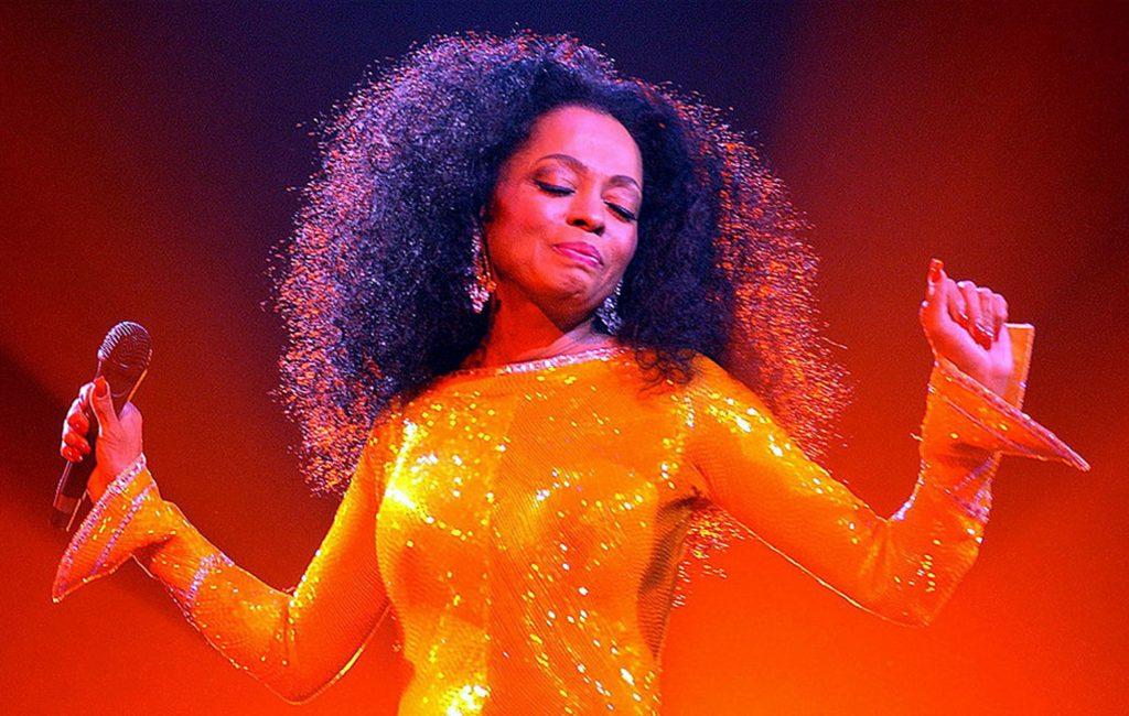 Diana Ross Drops Optimistic Dancefloor-Oriented New Single 'If The World Just Danced'