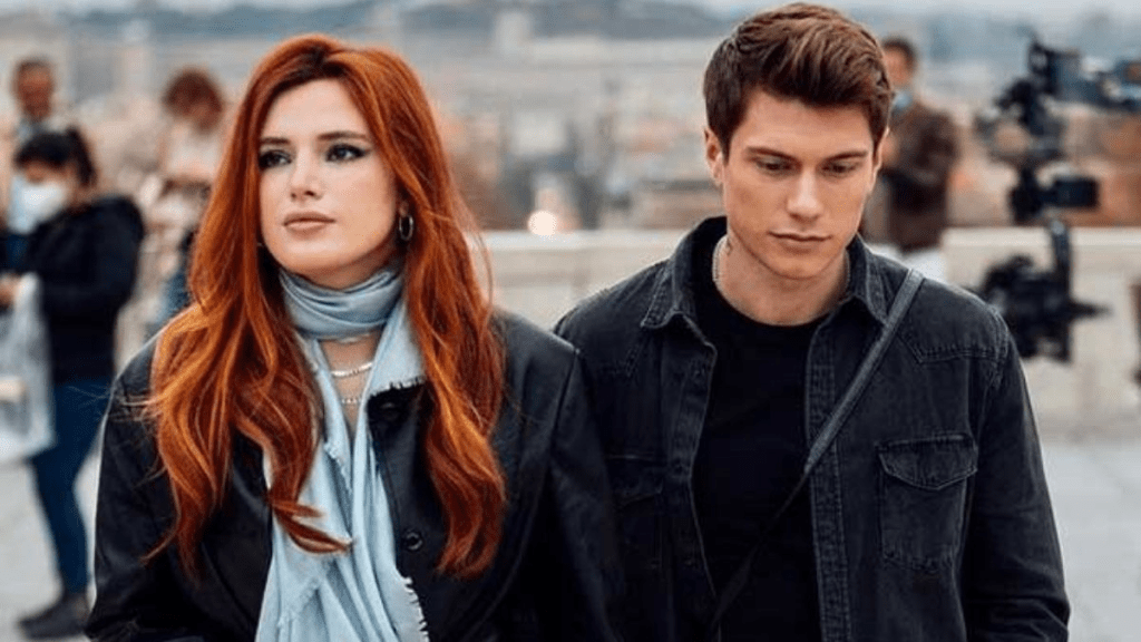 Bella Thorne and Italian Star B3N Collaborate on 'Up In Flames', Alongside Release of 'Time Is Up' Film