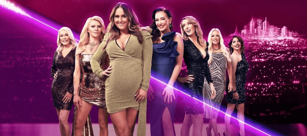 Legendary Ladies Janet, Jackie and Gamble Are Back in the Trailer for Foxtel's 'Real Housewives of Melbourne'