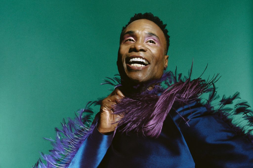 Billy Porter Releases MNEK and Jade Thirlwall Penned Dancefloor Anthem 'Children', Signs to Island UK/Republic