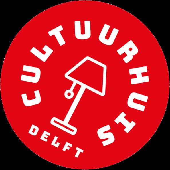 Logo Cultuurhuis Delft