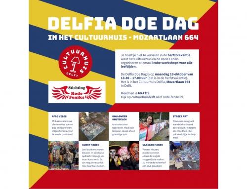 Delfia Doe Dag gaat niet door!