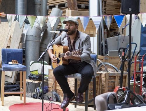 Live muziek in dewijk
