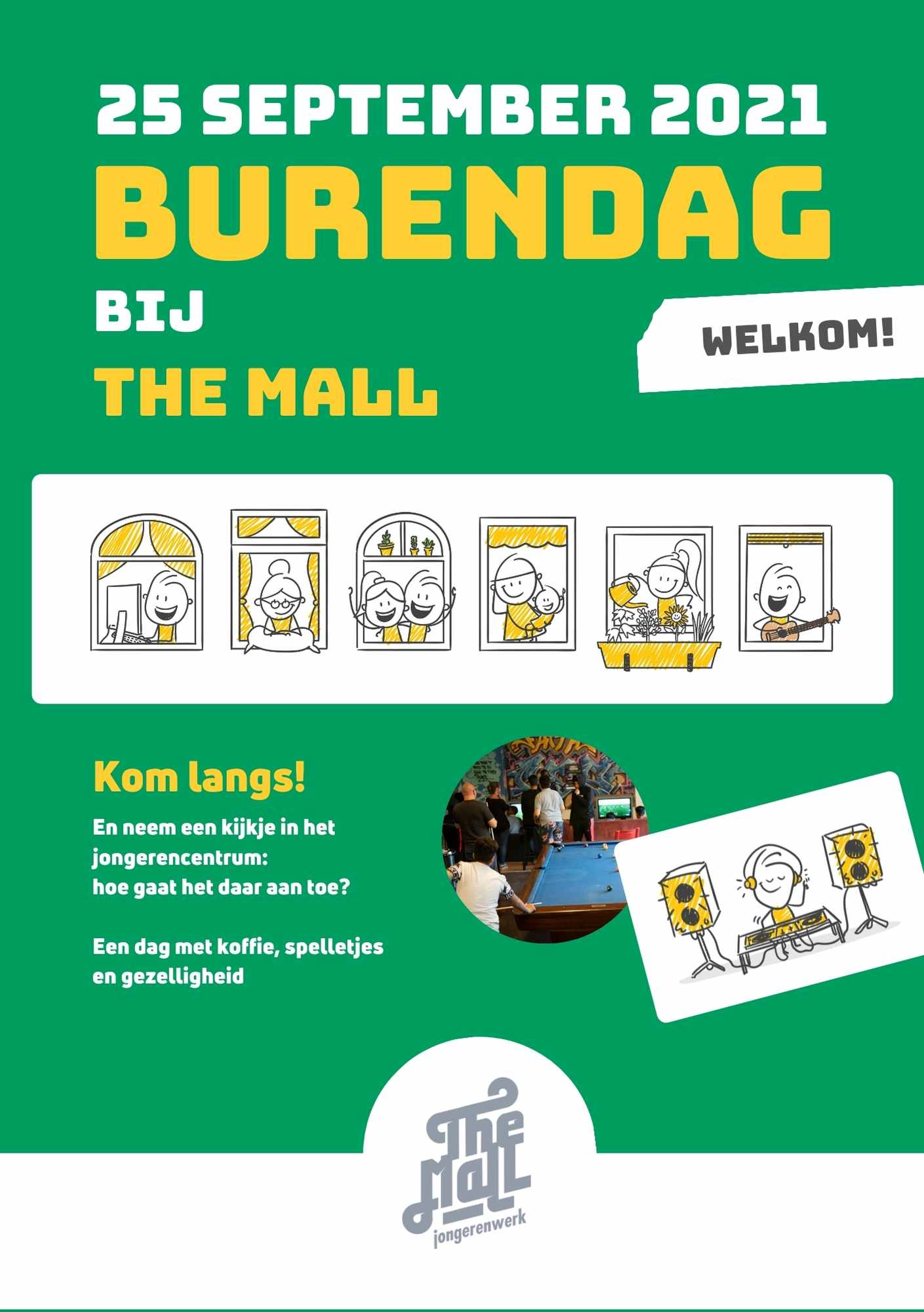 Flyer The Mall