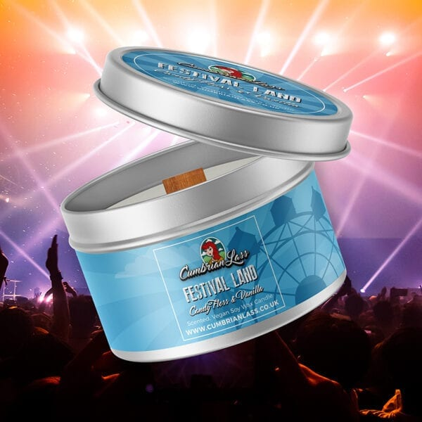Festival Land Scented Candle