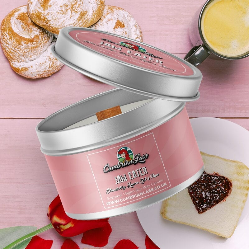 Jam Eater Scented Candle