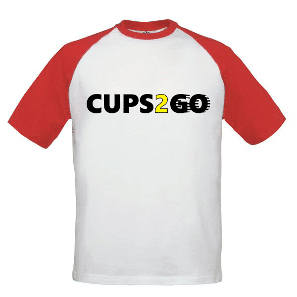 Unisex T-paidat Base-Ball cups2go
