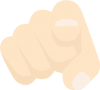 vinger wijzen