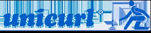 Curling utan is Logo