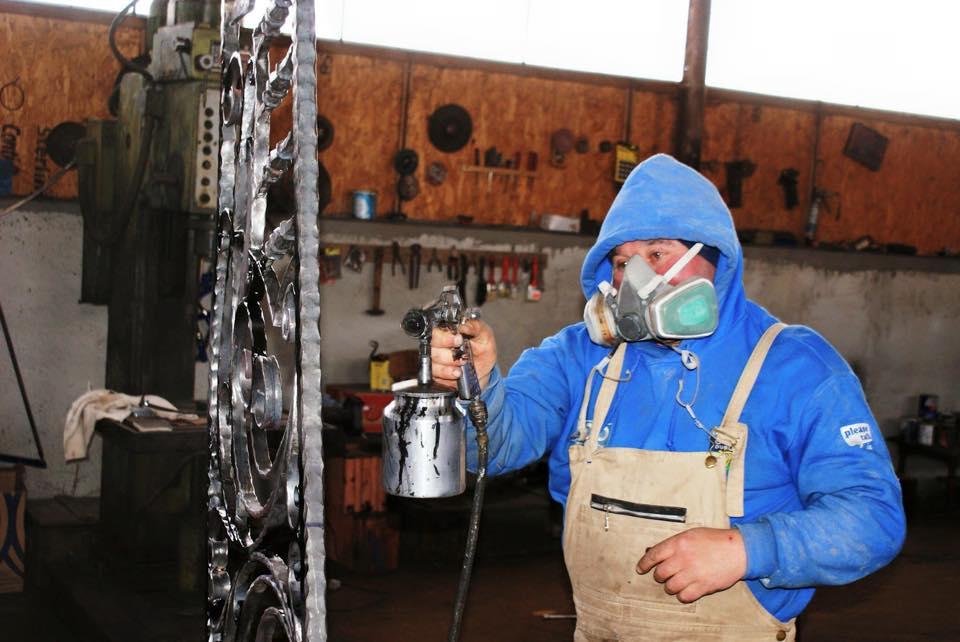 artisan, fer forgé, travaux de construction rénovation