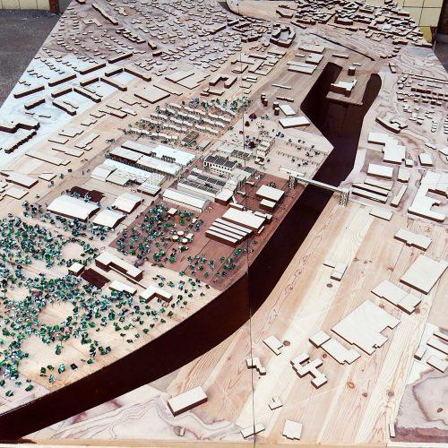 Arkitektur model