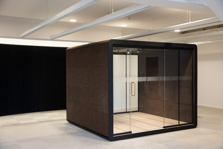Kork mødelokale Grape Design