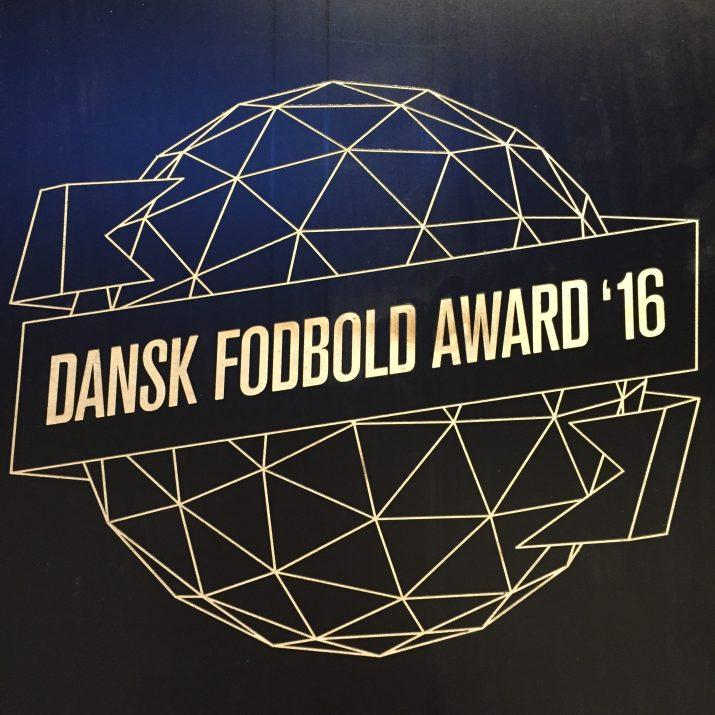 Dansk Fodbold Award '16