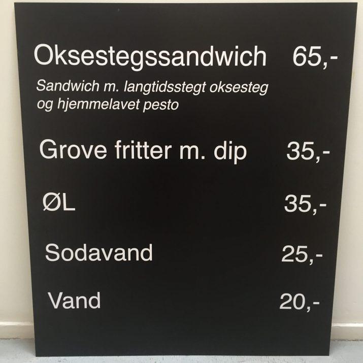 CopenHell madbod