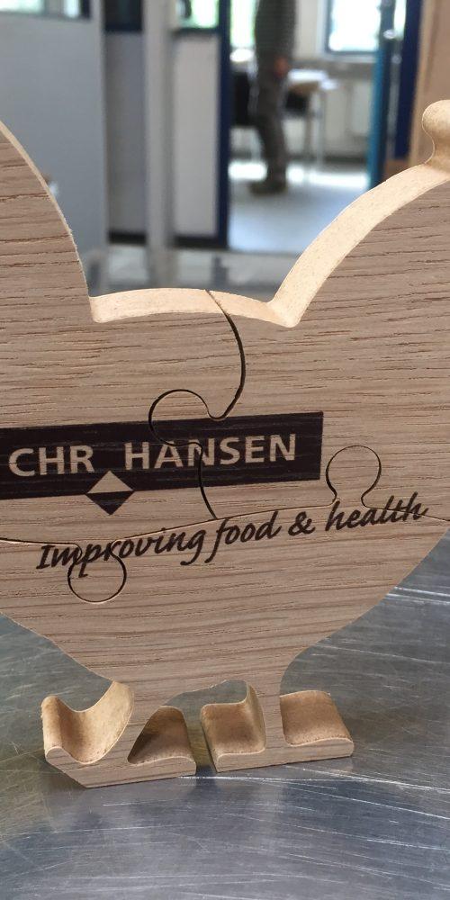 Chr. Hansen kyllinger