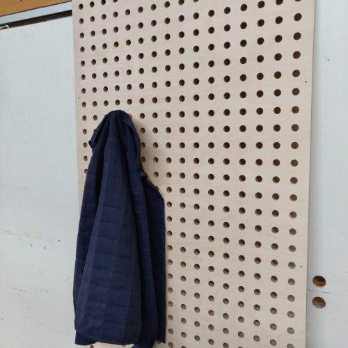 garderobevæg