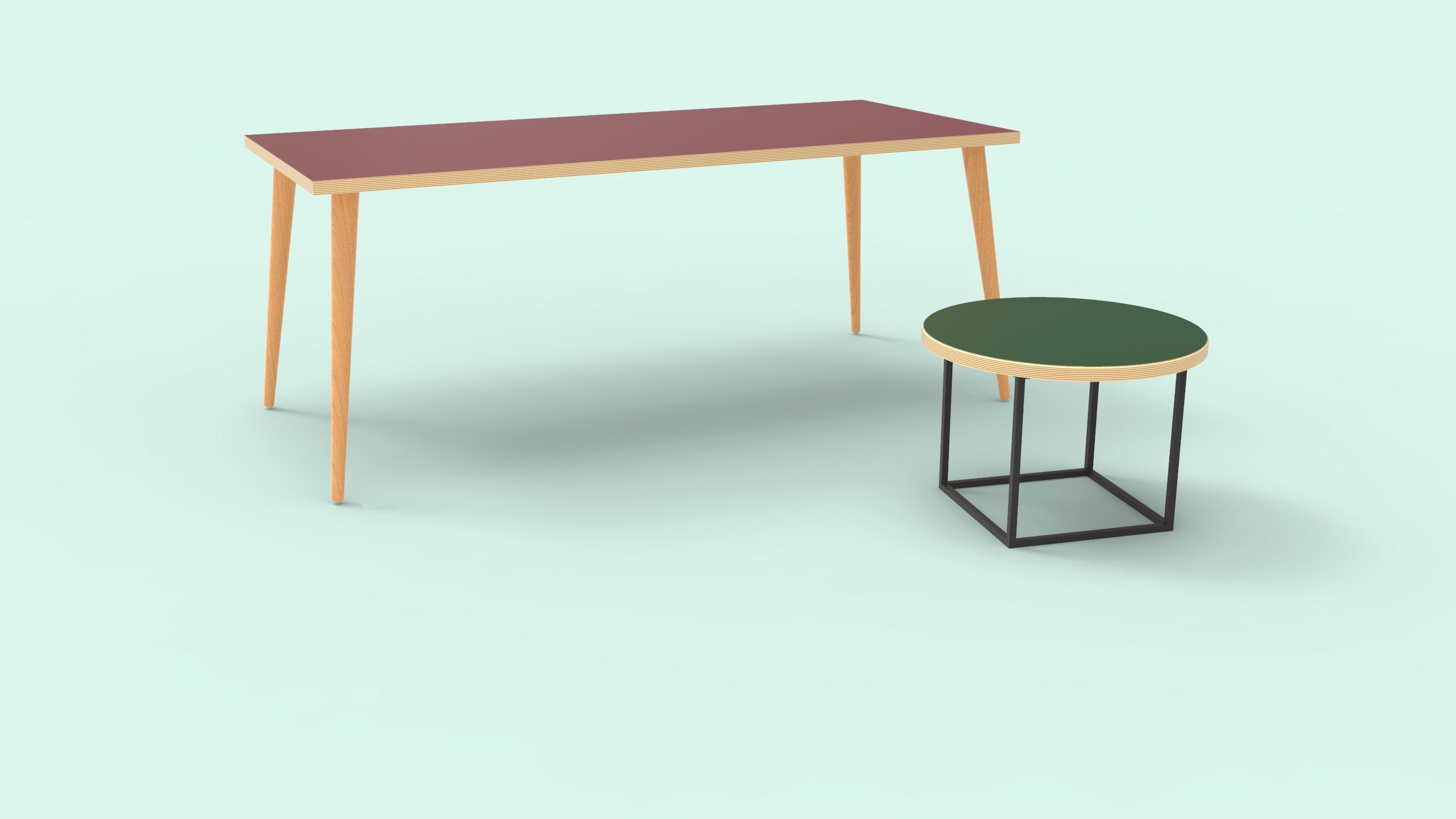 Design dit eget linoleumsbord