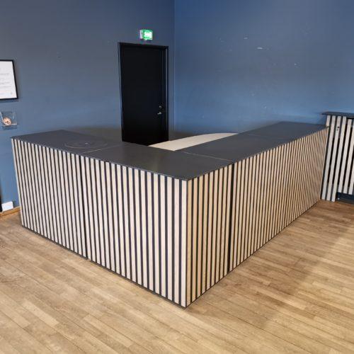 Barmoduler Kulturhuset Islandsbrygge
