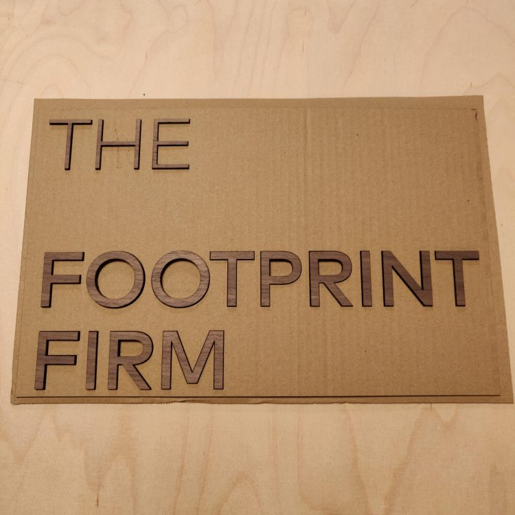 The Footprint Firm logo