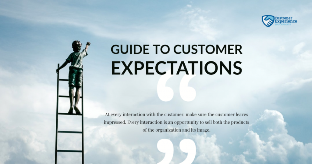 Guide to customer expectations