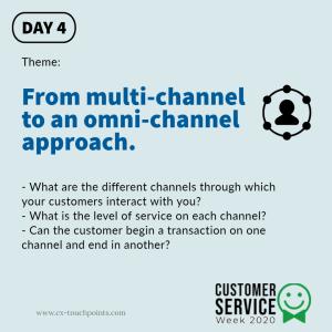 Omni-channel Approach