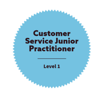 Customer service Junior Practitioner